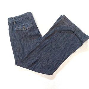 CAbi Wide Leg Denim Trouser Jeans Style #183